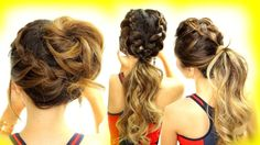 3 Cute Braided Workout Hairstyles You Need to Learn