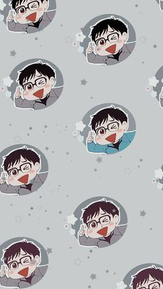 Yuuri Katsuki | Wallpapers 540x960 ↳ Requested by theboredoom