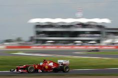 Silverstone - Alonso's Ferrari Formula 1™ - The Official F1™ Website