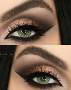Best colour for green eyes