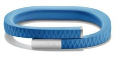 The Jawbone UP makes you feel better, live your life more balanced and healthier.