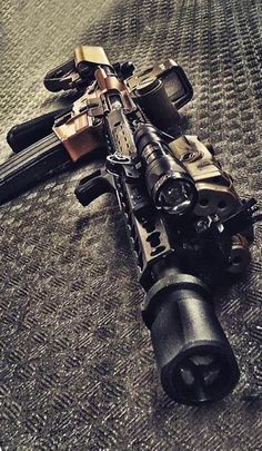 Build Your Dream Sick AR-15 Custom Assault Rifle #ar15 #rifle #firearm @thistookmymoney