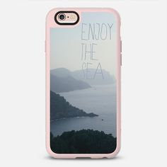 ENJOY THE SEA - New Standard Case, photo #sea #nature #iphone #case #casetify