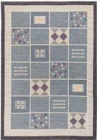 Vintage Art Deco Swedish Kilim Carpet By Rakel Callander #44900  http://nazmiyalantiquerugs.com/antique-rugs/swedish-kilim/