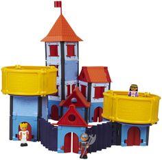 Juguete de construcción castillos 139 piezas en El País de los Juguetes
