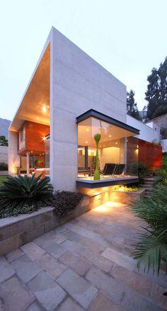 S #House by domenack #arquitectos   Juan Solano
