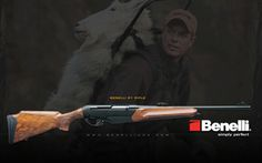 Benelli R1 Rifle, Walnut