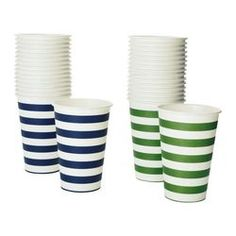 MIDSOMMAR paper cups
