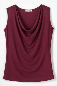 Dress Sewing Patterns, Clothing Patterns, Blouse Styles, Blouse Designs, Fashion Sewing, Classy Dress, Blouses For Women, Chiffon, Fashion Dresses