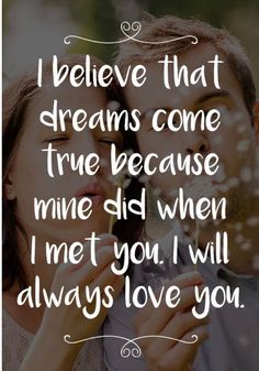 I will always love you! Regardless! You are my everything Alyssa Marie Schulatz!!!