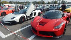 Top Gear GT Cup 2016 Monza: LaFerrari, Huayra BC, Zonda R, 918, 675LT......