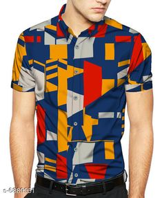 Shirt Fabric Stylish Men's Cotton Shirt Fabric  Fabric: Cotton Pattern: Printed Type: Un-stitched Multipack: 1 Sizes: 2.5m Country of Origin: India Sizes Available: 2.5m *Proof of Safe Delivery! Click to know on Safety Standards of Delivery Partners- https://ltl.sh/y_nZrAV3  Catalog Rating: ★4 (3337)  Catalog Name: Urbane Sensational Men Shirt Fabric CatalogID_1099973 C70-SC1719 Code: 873-6889951-