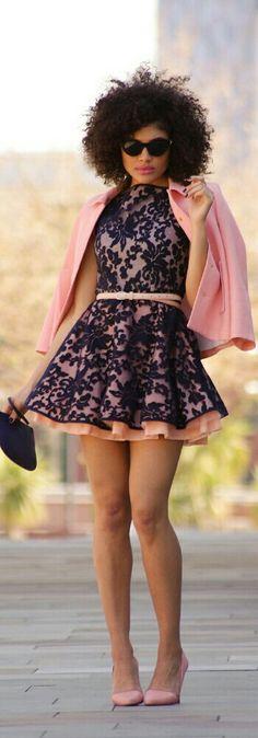 The Jones & Jones Dress / Fashion by Samio