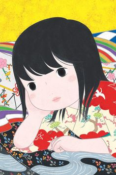 #japanese-style #japanese-pattern #kimono #art #modernart #contemporaryart #artwork #handmade #digital painting #kawaii #child #children #boy #girl #takashi murakami #yoshitomo nara #yayoi kusama #takaki sugawara Modern Art, Contemporary Art, Yoshitomo Nara, Takashi Murakami, Yayoi Kusama, Kawaii, Japanese Style, Children, Artwork