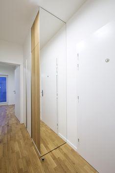 Dvojizbový byt, Rezidencie pri Mýte, Bratislava | RULES architekti