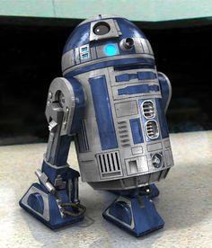 Star Wars - R2-V2 Droid, Wookieepedia. (similar to R2-D2 current droid in Star Wars series)