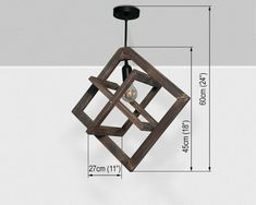 Get light into your home! Wooden Chandelier, Wooden Lamp, Pendant Lamp, Pendant Lighting, Architecture 3d, Lamp Socket, Lamp Design, Design Design, Home Interior