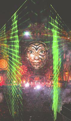 Tomorrowland Mainstage 2014