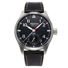 Alpina AL-710B4S6 Startimer Pilot Manufacture Watch