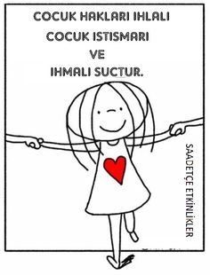 DÜNYA ÇOCUK HAKLARI Preschool Painting, Coloring Pages, Doll Clothes, Snoopy, Dolls, Children, Origami, Pictures, Fictional Characters