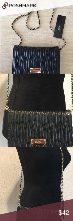 BCBG cross body black purse BCBG cross body black purse BCBG Bags Crossbody Bags
