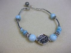 larimar bracelet, more my price range.