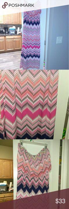 Trixxi dress Super cute.  Tube top dress.  Streatchy.  Soft..  never wore Trixxi Dresses Maxi