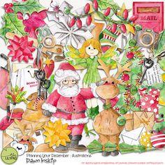 Planning Your December : Illustrations