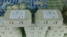 Organic Eggs Organic Eggs, Organic Farming, Farmers Market, Organic Gardening