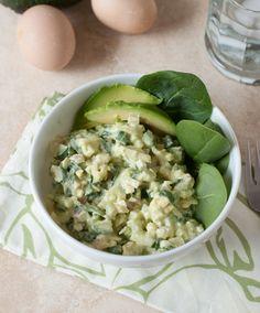 Avocado Egg Salad Recipe - RecipeChart.com