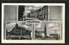 Helmond - old postcard