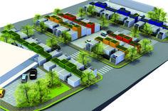 Galeria de Habitação de Interesse Social Sustentável / 24.7 arquitetura design - 3