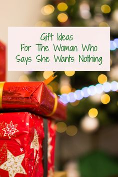 we all know a woman who says she doesnt want anything this guide unique gifts for momgifts