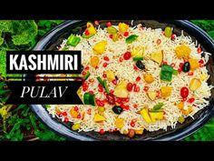 ഒരു തട്ടിക്കൂട്ട്| Kashmiri Pulav |അഥവാ |Fruit Pulav |‼️ |Foodie Sha| - YouTube Basmati Rice Recipes, Paella, Fruit, Ethnic Recipes, Youtube, Food, Essen, Meals, Youtubers