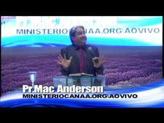 Abertura do Congresso Geral de Mulheres Canaã 2016 - Ministração: Pr. Ma...