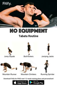 Gym Workout Chart, Full Body Hiit Workout, Gym Workout Videos, Gym Workout For Beginners, Gym Workouts, Fitness Exercises, Calisthenics Workout Routine, Workout Routine For Men, Workout Men