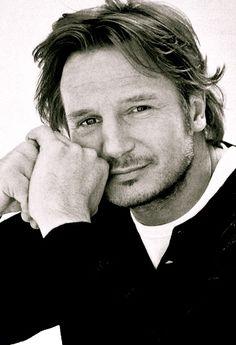 Liam Neeson...tall, dark, and Irish...it suits him just fine...