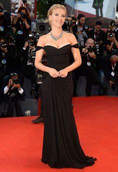 Scarlett Johansson #vintage #beauty #old school
