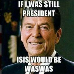 He put Jimmy Carter's Iranian mess to bed instantly!