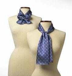 "Royal Blue Vasari Polyester Scarf (8"" x 45""), Price/piece"