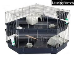 Indoor Rabbit 100 Cage With Run Ideal For Rabbits