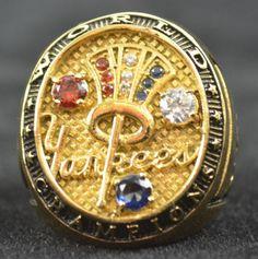 new york yankees 27 world championships | Lot Detail - New York Yankees 27 World Series Championship Replica ...