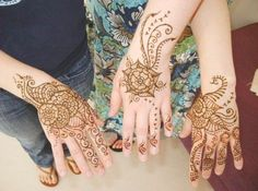Best Henna Designs for Hands