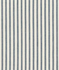 Shop Covington Navy Woven Ticking Fabric at onlinefabricstore.net for $16.05/ Yard. Best Price & Service.
