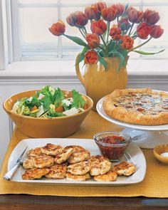 Chicken-and-Sage Sausages - Martha Stewart Recipes