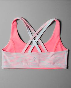 oh-so soft against your skin. | Vitality Sports Bra