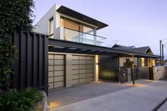 Luxury Residence - Hunters Hill - contemporary - exterior - sydney - Bayview Design Group Australia