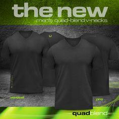 Quad-blend v-necks - Get 50% off!