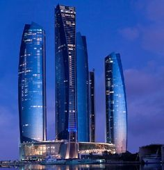Etihad Towers | Jumeirah at Etihad Towers Hotel, Abu Dhabi