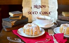 Yammie's Noshery: Bilbo's Seed Cakess..based on a recipe from 1861..believed to be the ole Tolkein was thinking of when he wrote it in his book.